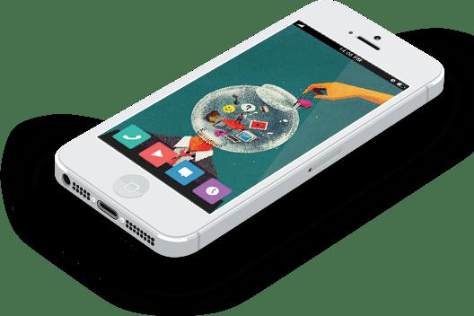 mobile-phone-white