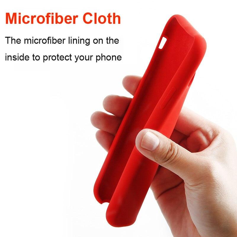 Luxus-Silikon-Fl-ssigkeit-Telefon-Fall-f-r-Iphone-7-8-Plus-f-r-Apple-Abdeckung-2